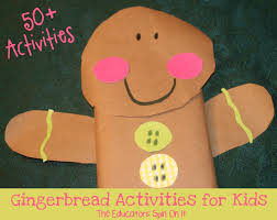 gingerbread man art and crafts for toddlers pictures to pin on