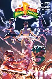Power Ranger Meme - mighty morphin power rangers boom studios issue 6 rangerwiki