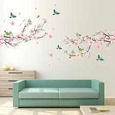 bird wallpaper flower bird wallpaper amazon co uk