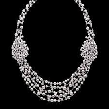 diamond pearl necklace images White gold pearl diamond necklace g37le300 piaget luxury jewelry jpg