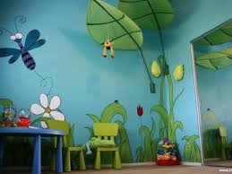 Kid Room Wallpaper by Wall Amazing Kids Room Mural Graffiti Murals For Bedrooms