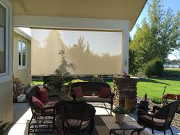 exterior patio shades block the sun not view pics with remarkable