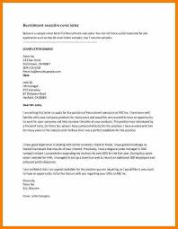 Executive Cover Letter Tips Cover Letters Cover Letter Exle 3 Cover Letter
