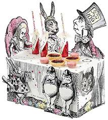 Mad Hatter Decorations Alice In Wonderland Party Decorations Alice In Wonderland Net Shop