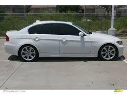 bmw 2006 white alpine white 2006 bmw 3 series 330i sedan exterior photo 52450783
