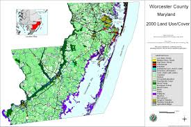 Michigan Burn Permit Map by Natural Resources Maps Worcester County Maryland