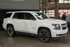nissan armada 2017 vs chevy tahoe 2018 chevrolet tahoe suburban rst are 420 hp frat boy specials