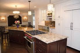 28 center islands in kitchens have the center islands for