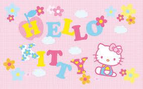 wallpaper laptop lucu bergerak windows 7 hello kitty theme