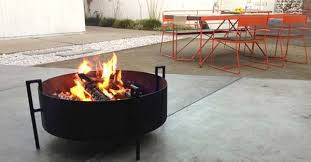 Backyard Fire Ring by Monarchist Fire Pit Art French Fire Pit