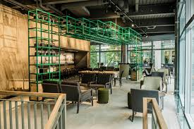 design berlin starbucks store at sony center potsdammer platz berlin retail
