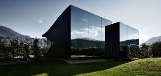 contemporary architecture at its best these amazing mirror houses