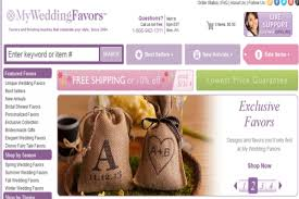 favors online wedding favors online store wedding