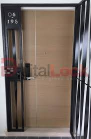 main doors supply and install fire rated hdb main door and bedroom door with