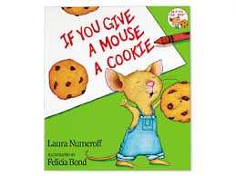 if you give a mouse a cookie big book by numeroff at