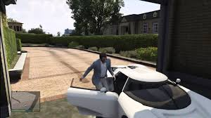 captainsparklez house in real life gta 5 biggest house on the game location youtube