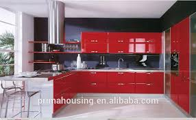red lacquer kitchen cabinet red lacquer kitchen cabinet suppliers