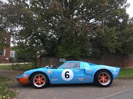 gulf gt40 used 1997 ford gt for sale in essex pistonheads
