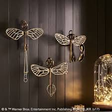 harry potter bathroom accessories harry potter flying key jewelry hooks set of 3 pbteen
