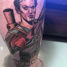 simple evil tattoo 43 popular evil dead tattoo designs that give the scary look on your