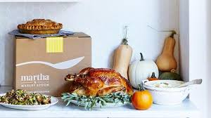 martha stewart s thanksgiving dinner now comes in a box