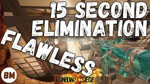 15 second full team eliminated rainbow six siege giveaway