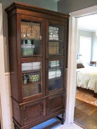 Bathroom Linen Storage by No Linen Closet Steal Some Space In A Hallway Or Bedroom And Make