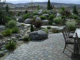 elegant river rock landscaping stone 49 photos