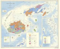 Fiji World Map by Geological Map Of Fiji Esdac European Commission