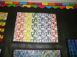 ms lake u0027s mess to masterpiece 5th grade tessellations