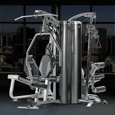 tuffstuff ap 7400x 4 station multi gym fitness gallery