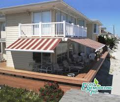 Motorized Awnings Awning Gallery Awnings And Sunscreens Ecco Sunroom And Awning