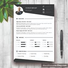 modern resume formats creative resume templates professional cv templates modern resume template with photo white background stanley bryant
