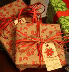 our southern nest gift wrapping