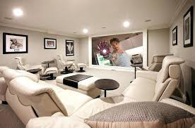 home decorating co com basement home theater ideas designs design ideas refined basement