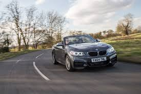 fastest bmw 135i bmw m235i convertible 2015 review by car magazine