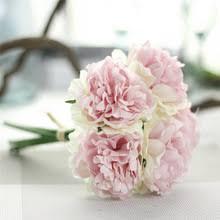 Bridal Bouquet Cost Hydrangea Wedding Bouquet Promotion Shop For Promotional Hydrangea