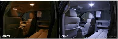 Putco Led Interior Lights Putco Premium Interior Led Dome Light Kits