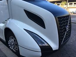 volvo trucks california photos volvo introduces supertruck concept averages over 12 mpg