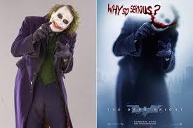 Heath Ledger Joker Halloween Costume Death Heath Ledger U0027s Joker Performance