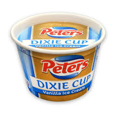 dixie cups peters dixie cup vanilla 110ml the marulan general store