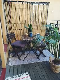 Apartment Patio Furniture by Definitely Need A Privacy Screen Balcony Pinterest Screens