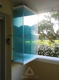 rideau de rideau de verre fermeture de balcon terrasse pour particuliers