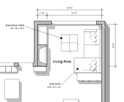 Floor Plan In Sketchup Annotating Google Sketchup 8 Models With Text And Dimensions In