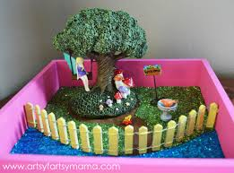 Fairy Garden Craft Ideas - fairy garden artsy fartsy mama