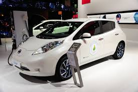 nissan leaf youtube commercial latest news elm electric vehicle charging solutions