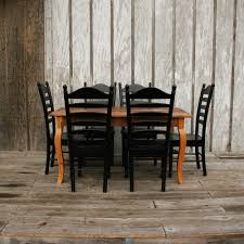 barnwood country french table