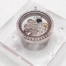 in loving memory lockets in loving memory baby girl floating locket conscious crafties