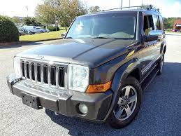 jeep 2006 landa auto sales 2006 jeep commander alpharetta ga