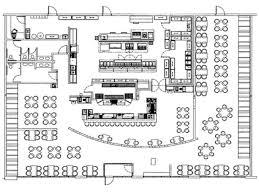 fascinating 70 restaurant kitchen layout 3d design inspiration of
